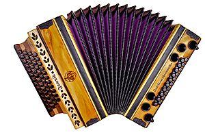 Jubiläumsharmonika BAV
