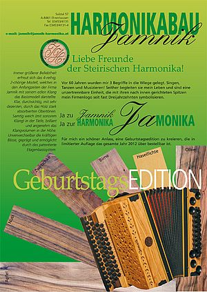 Flyer Jamonika