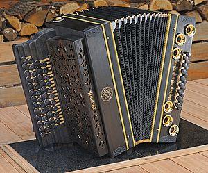 Golden Black Moni von Herbert Pixner