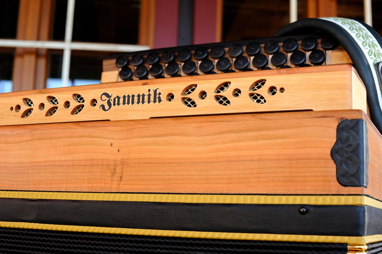 Steirische Harmonika Dekor