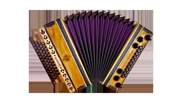 Steirische Harmonika Jubiläumsharmonika