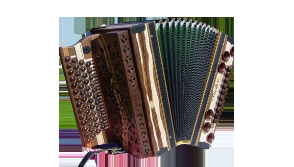 Steirische Harmonika Einzelanfertigung