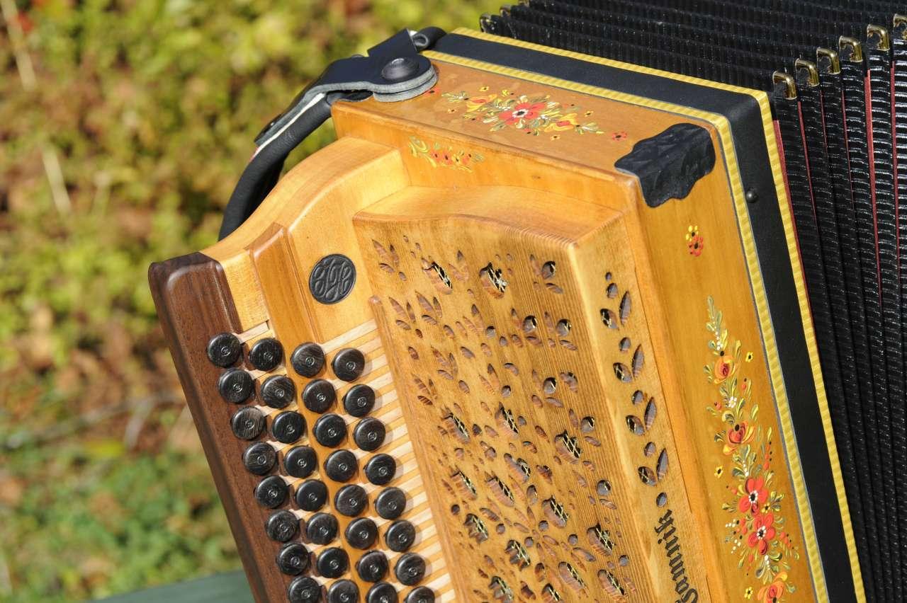 Herbert Pixner Harmonika Diskant